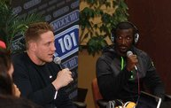 1 on 1 With The Boys :: 10/4/12 :: AJ Hawk 3