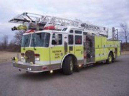 Bronson Fire Dept