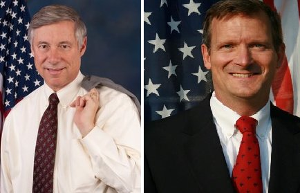 Fred Upton, Mike O'Brien