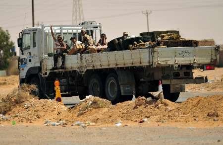 Benghazi tank