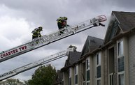Fire At Clearview Apartments In Holland October 10, 2012  12