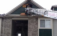 Fire At Clearview Apartments In Holland October 10, 2012 : Cover Image