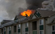 Fire At Clearview Apartments In Holland October 10, 2012  7