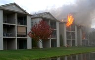 Fire At Clearview Apartments In Holland October 10, 2012  2