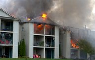 Fire At Clearview Apartments In Holland October 10, 2012  1