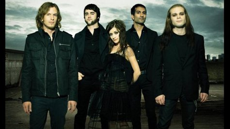 Image courtesy of Facebook.com/FlyleafMusic (via ABC News Radio)