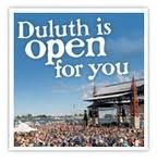 Visit Duluth campaign