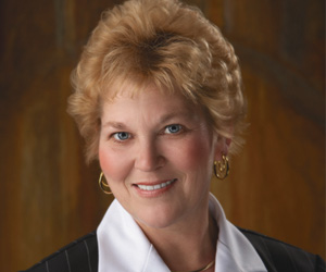 Diane Postler-Slattery, who is leaving Aspirus Wausau Hospital to become CEO of MidMichigan Health in Midland, MI.  (Photo courtesy Aspirus)