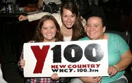 Y100 Presented Eric Church @ The Resch Center on 10/11/12 8