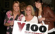 Y100 Presented Eric Church @ The Resch Center on 10/11/12 22