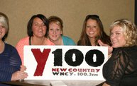Y100 Presented Eric Church @ The Resch Center on 10/11/12 21
