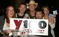 Y100 Presented Eric Church @ The Resch Center on 10/11/12 15