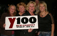 Y100 Presented Eric Church @ The Resch Center on 10/11/12 14