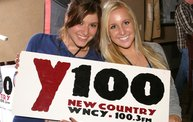 Y100 Presented Eric Church @ The Resch Center on 10/11/12 25