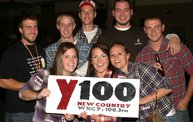 Y100 Presented Eric Church @ The Resch Center on 10/11/12 23