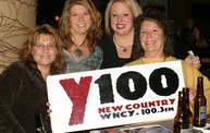 Y100 Presented Eric Church @ The Resch Center on 10/11/12 19