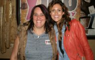 Y100 Kelleigh Bannen Meet-Greet at Our Eric Church Pre-Show Party 5