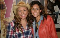 Y100 Kelleigh Bannen Meet-Greet at Our Eric Church Pre-Show Party 3