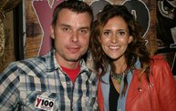 Y100 Kelleigh Bannen Meet-Greet at Our Eric Church Pre-Show Party 2