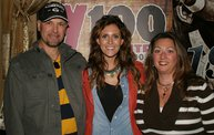 Y100 Kelleigh Bannen Meet-Greet at Our Eric Church Pre-Show Party 26