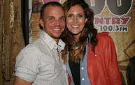 Y100 Kelleigh Bannen Meet-Greet at Our Eric Church Pre-Show Party 23