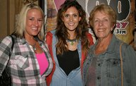 Y100 Kelleigh Bannen Meet-Greet at Our Eric Church Pre-Show Party 21