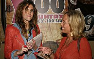Y100 Kelleigh Bannen Meet-Greet at Our Eric Church Pre-Show Party 19