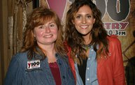 Y100 Kelleigh Bannen Meet-Greet at Our Eric Church Pre-Show Party 18