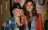 Y100 Kelleigh Bannen Meet-Greet at Our Eric Church Pre-Show Party 17