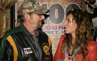Y100 Kelleigh Bannen Meet-Greet at Our Eric Church Pre-Show Party 12
