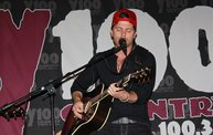Y100 Presented Eric Church @ The Resch Center on 10/11/12 11