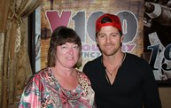 Y100 Kip Moore Meet-Greet Before the Eric Church Show 12