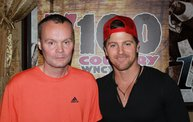 Y100 Kip Moore Meet-Greet Before the Eric Church Show 11