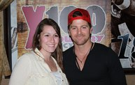 Y100 Kip Moore Meet-Greet Before the Eric Church Show 7