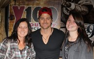 Y100 Kip Moore Meet-Greet Before the Eric Church Show 30