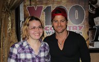 Y100 Kip Moore Meet-Greet Before the Eric Church Show 1