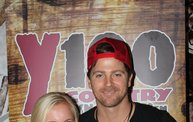 Y100 Kip Moore Meet-Greet Before the Eric Church Show 3