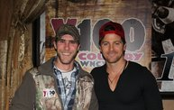 Y100 Kip Moore Meet-Greet Before the Eric Church Show 28