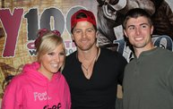 Y100 Kip Moore Meet-Greet Before the Eric Church Show 26