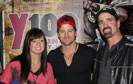 Y100 Kip Moore Meet-Greet Before the Eric Church Show 24