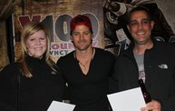 Y100 Kip Moore Meet-Greet Before the Eric Church Show 23
