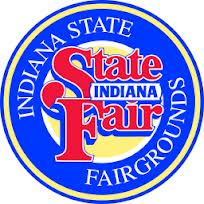 Indiana State Fair Grounds Logo