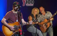 Y100 Eric Church Photo Booth Pictures 28