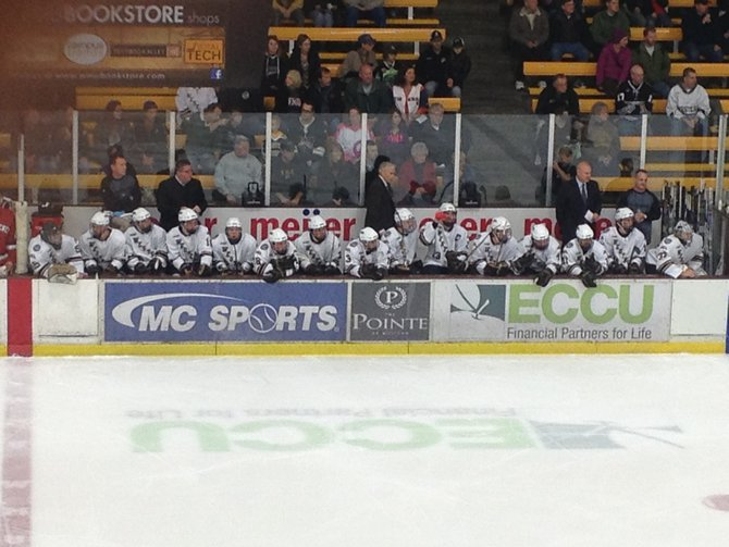 Western Michigan University hockey team