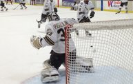 Western Michigan Broncos Hockey vs St Lawrence Saints Saturday night: Cover Image