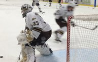 Western Michigan Broncos Hockey vs St Lawrence Saints Saturday night 11