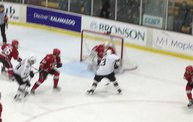 Western Michigan Broncos Hockey vs St Lawrence Saints Saturday night 2