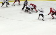 Western Michigan Broncos Hockey vs St Lawrence Saints Saturday night 1