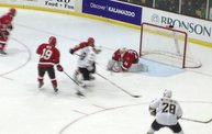 Western Michigan Broncos Hockey vs St Lawrence Saints Saturday night 4