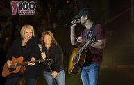 Y100 Eric Church Photo Booth Pictures 16